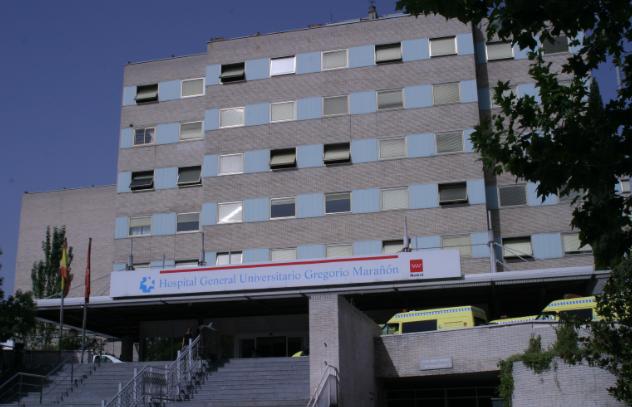 Госпиталь Gregorio Marañón