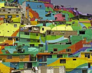 Чудесное преображение мексиканского городка Пальмитас