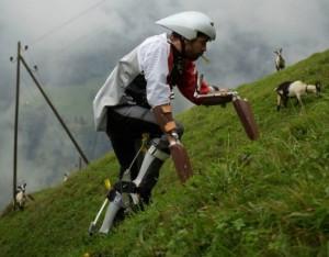 Знакомьтесь, первый в мире человек-козел
