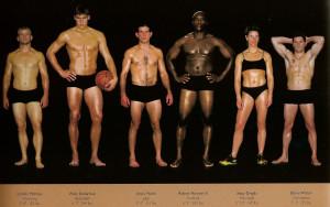 Как меняют человеческое тело разные виды спорта? Выбирай!