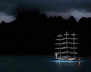 5 яхт, похожих на рай