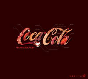 Анатомический ребрендинг: Кока-Кола и внутренний мир человека