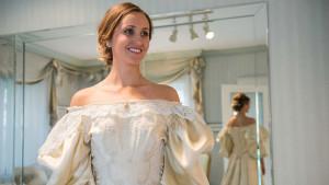 Свадебное платье с невероятной историей