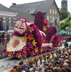 Цветочное безумие в Нидерландах