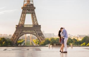 Топ-5 самых романтических городов мира