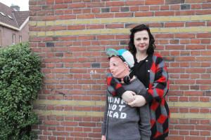 Рукодельница из Амстердама связала себе сына