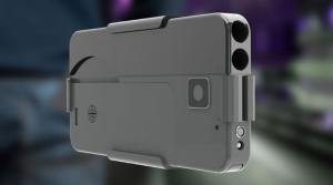 В США запустят в продажу смартфоны-пистолеты
