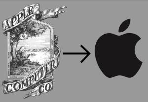 8 неизвестных логотипов известных компаний