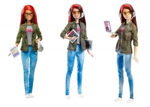 Барби стала разработчицей видеоигр