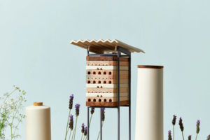 Новый тренд — городские домики для пчёл
