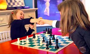 Онлайн-уроки шахмат для детей… А так можно было?